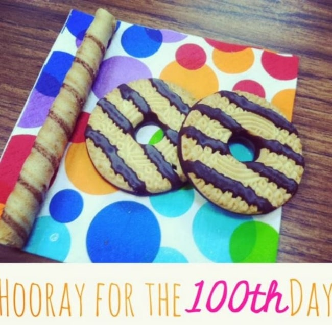 45 Best 100th Day of School Resources - 100th Day Cookies - Teach Junkie