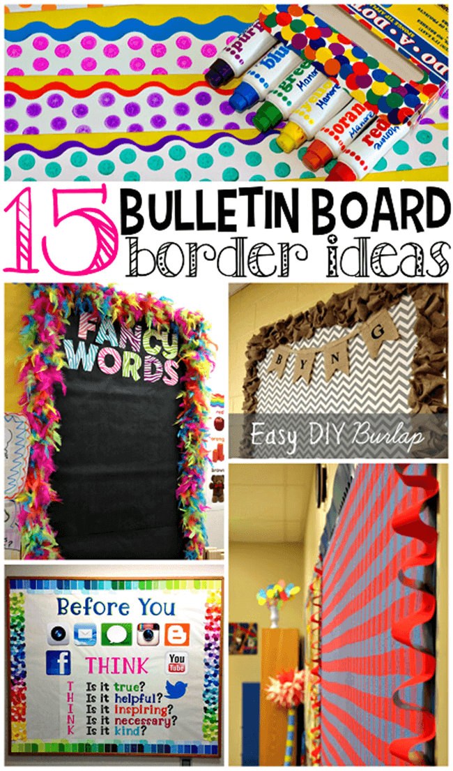 Classroom Quiz Ideas ~ Stunning classroom decorating ideas to make your