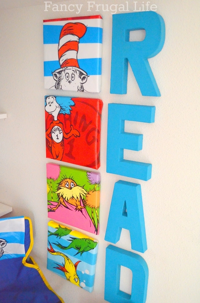Pinterest ideas for decorating classroom in dr seuss theme for P g class decoration