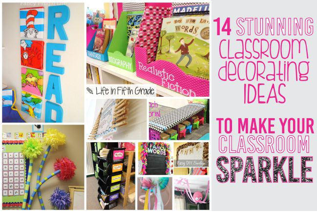 Cute Classroom Decorating Ideas ~ Inexpensive ways to decorate kindergarten classroom