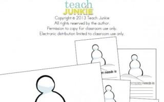 Teach Junkie: Need for Snowman