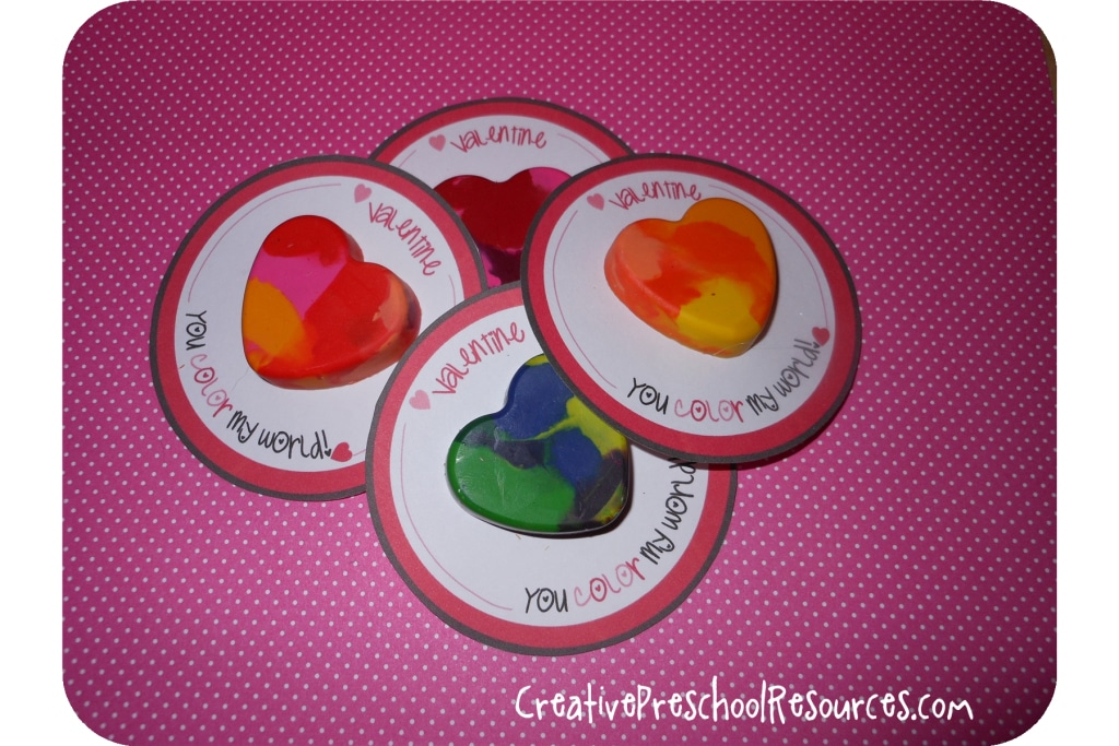 Valentine's Day Gift Printables