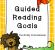 Guided Reading Goal Setting Bookmarks {printable}