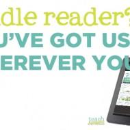 Take Teach Junkie with Amazon Kindle
