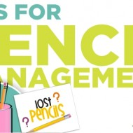 Teaching Tips for Pencil Management