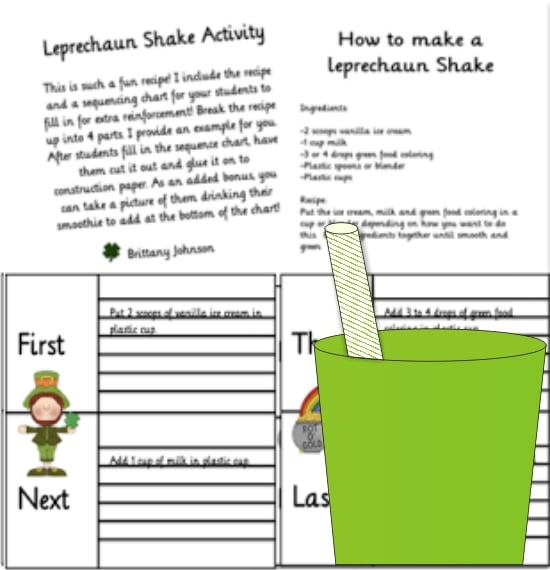 leprechaun writing prompts Saint patrick's day writing prompts patrick's day writing 35 pages click here to see it in our store saint patrick's day writing is all about the cheeky and.