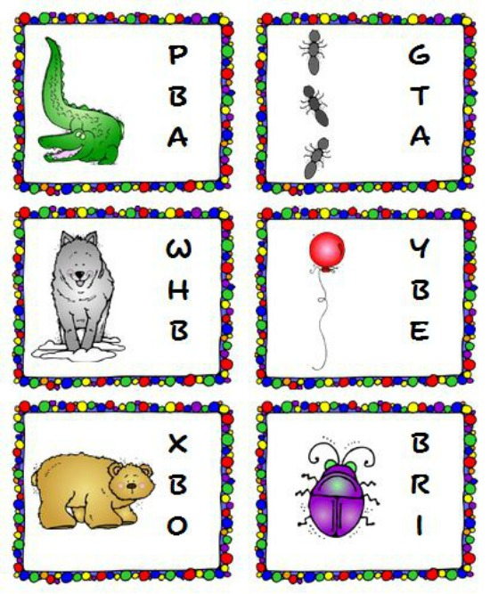 ELA Beginning Sounds and Blends Worksheets - Teach Junkie