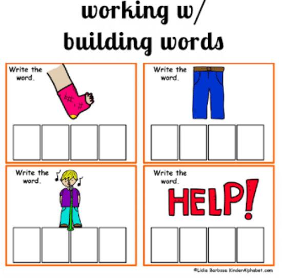 3 ELA Beginning Sounds and Blends Worksheets - Teach Junkie