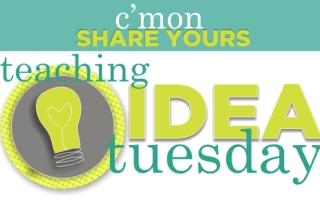 Teach Junkie: Teaching Idea Tuesday - Lesson Plans, Activities, Tips