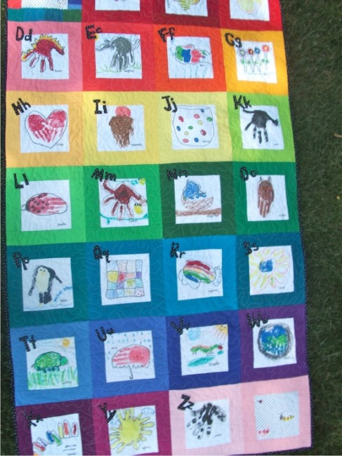 Classroom Quilt Themes ~ Fun and memorable end of the school year celebration