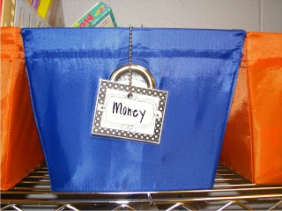 Teach Junkie: 21 Classroom Organization Labels and Tags - Basket Organization Tags