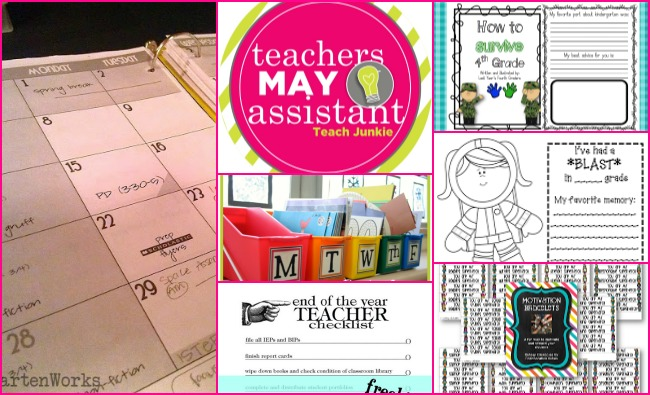 Your Personal Teacher's Assistant for May