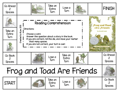 Printables Frog And Toad Worksheets 25 easy frog and toad ideas activities teach junkie 3 toad