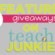 Contests and Giveaways on Teach Junkie