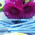 DIY Flower Pens