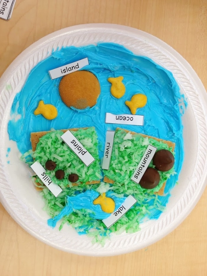 Landforms For Kids Activities And Lesson Plans  Teach Junkie