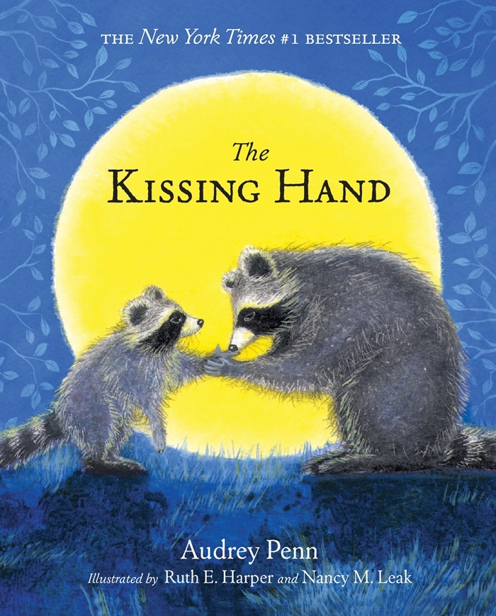 26 Favorite Back to School Books for Kids - The Kissing Hand