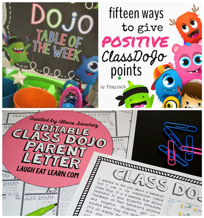 27 amazing class dojo printables and ideas handy classdojo for teachers tutorials teach junkie