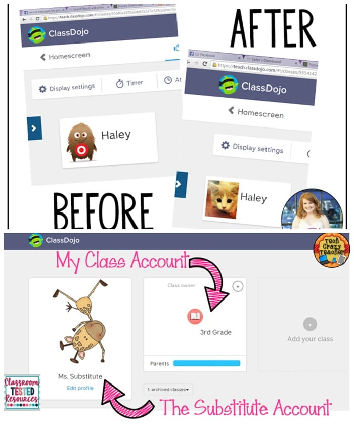27 amazing class dojo printables and ideas tricks to make class dojo for teachers awesome
