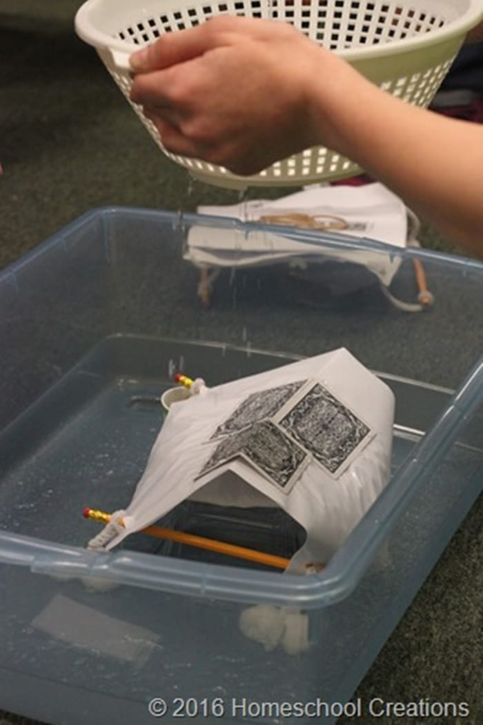28 Awesome STEM Challenges for the Elementary Classroom - Create an Umbrella - Teach Junkie