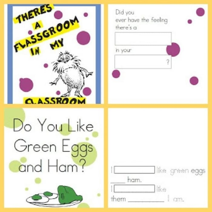 31 ideas for read across america teach junkie 31 ideas for read across america and dr seuss green eggs and ham and sciox Choice Image