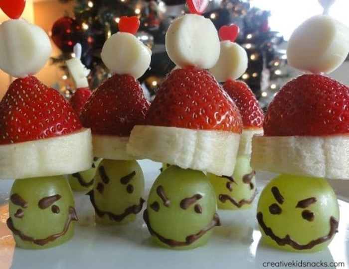 31 Ideas for Read Across America and Dr. Seuss - Grinch Party Poppers