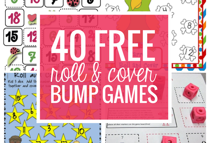 """40 Roll and Cover """"Bump"""" Cool Math Games"""