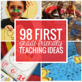 98 First Grade-Friendly Teaching Ideas