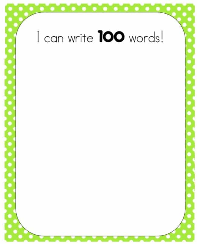 45 Best 100th Day of School Resources - Activities For the 100th Day - Teach Junkie