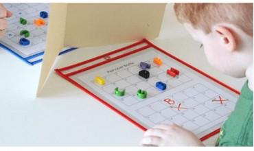 Alphabet Battleship Learning Game