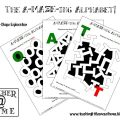 Alphabet Mazes free download printables