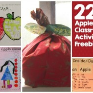 22 Apple-licious Classroom Activities and Freebies