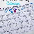120 day calendar template - expanded form number puzzles printable teach junkie