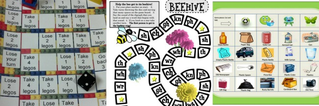 Board Games - Primary Games To Make Teaching Standards Easier - Teach Junkie