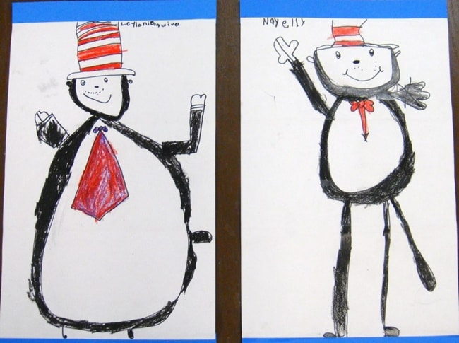 13 Fun and Clever Dr. Seuss Ideas For the Classroom - Cat in the Hat - Teach Junkie
