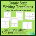 3 Ways to Use a Comic Strip Writing Template - Teach Junkie