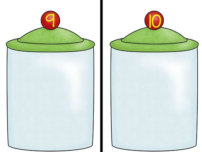 29 Zany St. Patrick's Day Learning Resources - Counting Jars - Teach Junkie