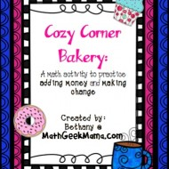 Counting Money and Making Change {Printable Activity}