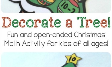 Free Christmas Number Sense Activity