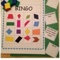 Describing Quadilaterals Bingo