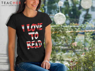 Dr. Seuss Teacher Reading T-Shirt for Read across America