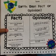 Printable Earth Day Worksheets