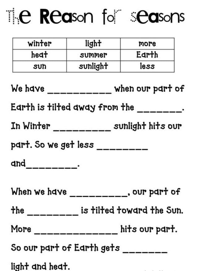 10 Teacher Friendly Earth Day Go-To Activities - Earth and Sun Unit - Teach Junkie