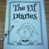 Classroom Elf on the Shelf: Elf Diary