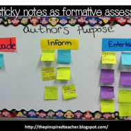 Formative Assessment Made Easier With Post-Its