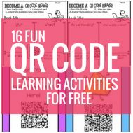 16 Fun QR Code Learning Activities for Free