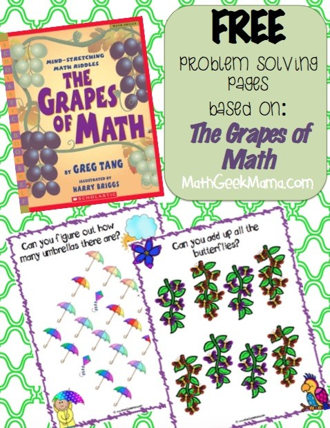 Problem Solving Fun: Free Addition Riddles - Teach Junkie
