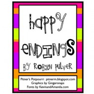 Happy Endings: A Story About Suffixes {Printable}