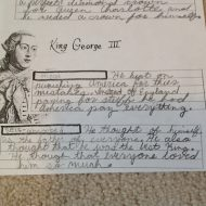 Who was King George? Character Traits in Social Studies