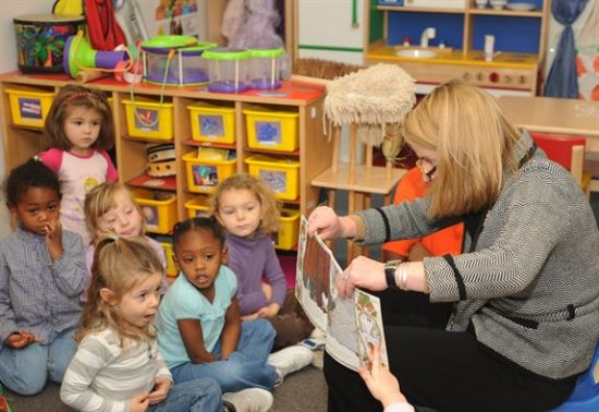 How to make subbing easier in preschool